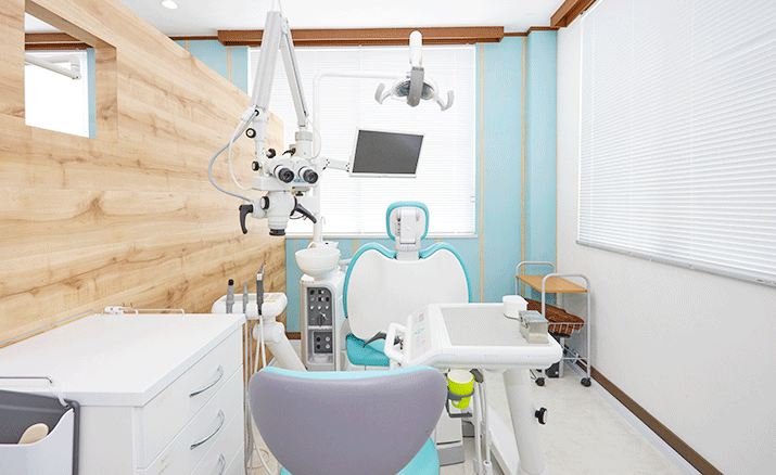橋本歯科の外観