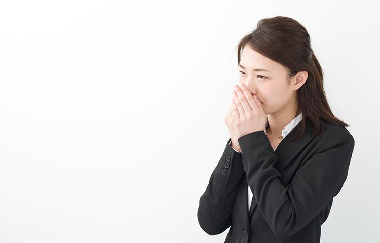 お口をきれいに洗浄して口臭を気にしない毎日を